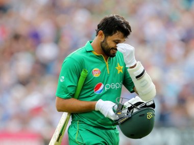 File photo of Pakistan's ODI skipper Azhar Ali. AP