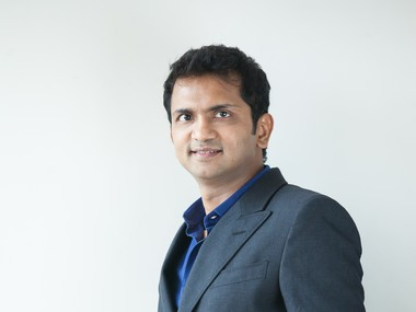 Bhavin Turakhia, CEO, co-founder, Zeta