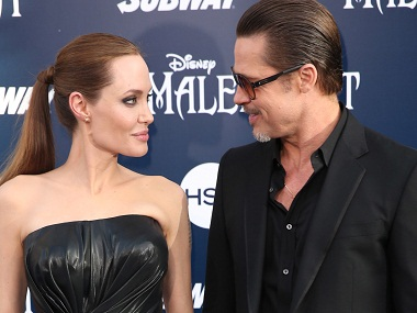 "FILE - In this May 28, 2014 file photo, Angelina Jolie and Brad Pitt arrive at the world premiere of ""Maleficent"" in Los Angeles. Angelina Jolie Pitt has filed for divorce from Brad Pitt, bringing an end to one of the world's most star-studded, tabloid-generating romances. An attorney for Jolie Pitt, Robert Offer, said Tuesday, Sept. 20, 2016, that she has filed for the dissolution of the marriage. (Photo by Matt Sayles/Invision/AP, File)"
