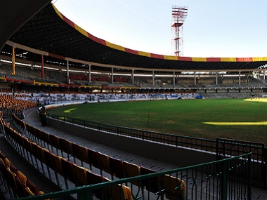 The KPL launch was to have happened at the M Chinnaswamy Stadium in Bangalore on Monday. AFP
