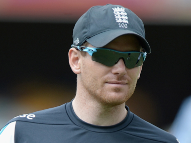 File photo of England limited-overs skipper Eoin Morgan. Getty Images