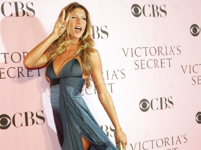 Gisele Bündchen was once again declared the top earning model int he world by Forbes magazine in its annual list