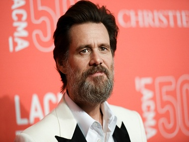 Jim Carrey. Image from AP
