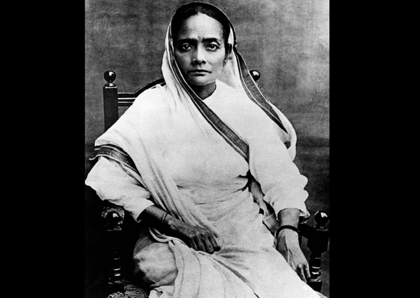 (GERMANY OUT) Kasturba Gandhi*11.04.1869 - 22.02.1942+Ehefrau von Mahatma GandhiPortrait- 1915 (Photo by Rühe/ullstein bild via Getty Images)