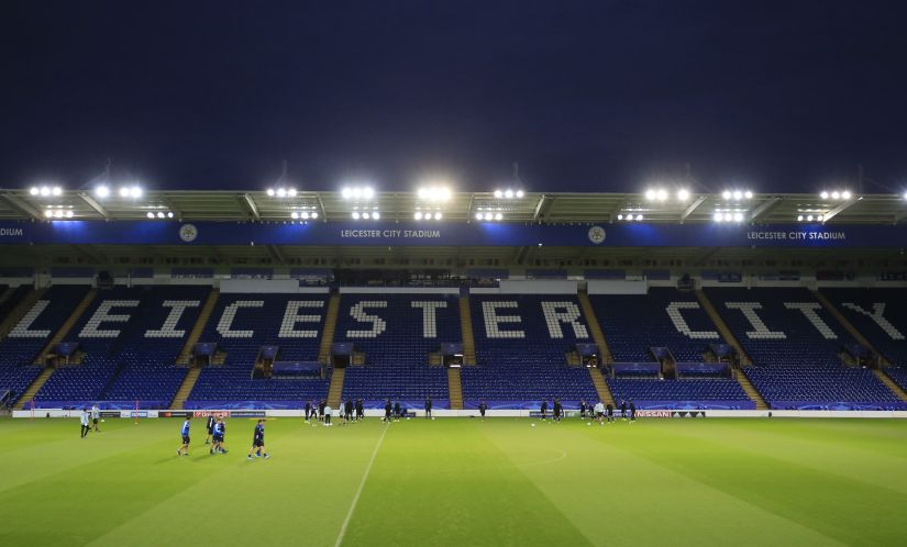 Leicester City will make their home debut in the Champions League as the King Power Stadium gets ready to host FC Porto on Tuesday evening. AFP