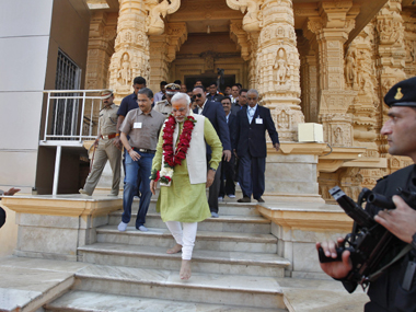 A file photo of Prime Minister Narendra Modi. Reuters