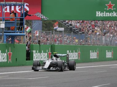 Will Mercedes be challenged in Singapore? Reuters
