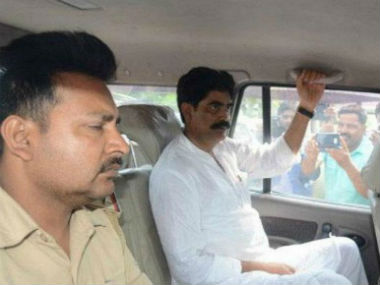 File image of Mohammad Shahabuddin. CNN-News18