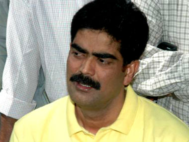 File photo of Mohammed Shahabuddin. PTI
