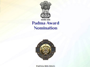 Nominations open for Padma Awards. Image courtesy PIB