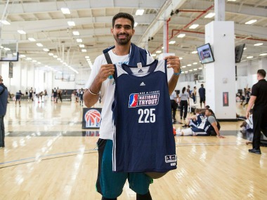 Palpreet Singh. Image Courtesy: NBA India Website
