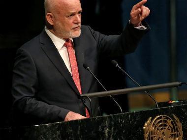 New UN General Assembly President for action on Security Council Reform. Reuters