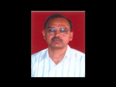Rajasthan Chief Secretary Om Prakash Meena. Photo: Rajasthan govt website