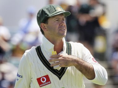 File photo of Australia's Ricky Ponting. Reuters
