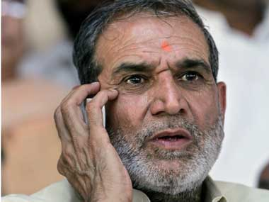 File image of Sajjan Kumar. AP