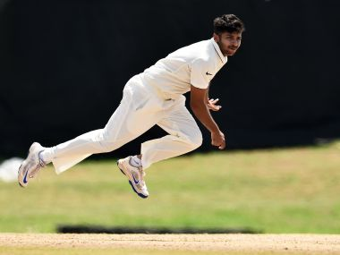 File photo of Shardul Thakur. AFP