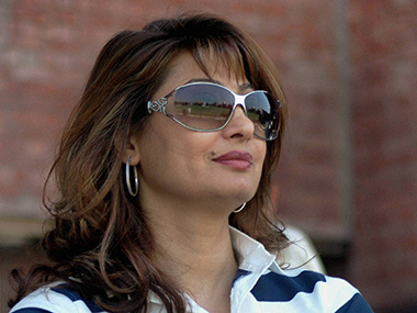 A file image of Sunanda Pushkar. PTI