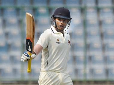 Suryakumar Yadav was among the centurions for Mumbai on the 2nd day of the warm-up against New Zealand. PTI