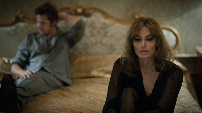 In 2015's 'By The Sea', Brad and Angelina played a couple whose 14-year marriage is in the doldrums