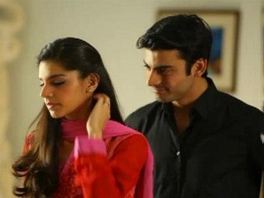 A still from Zindagi Gulzar Hai. Image courtesy: Facebook.