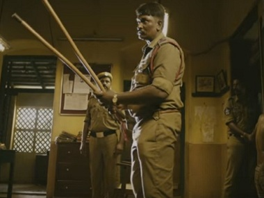 A still from Visaaranai. Image via Youtube
