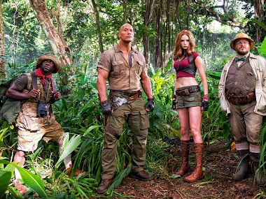 Jumanji sequel: All you need to know about the Dwayne Johnson, Kevin Hart film