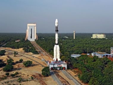 File image of GSLV. Image courtesy: Isro