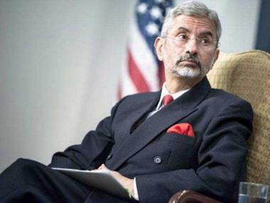 File image of S Jaishankar. CNN-News18