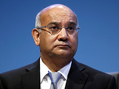 File image of Keith Vaz. AFP