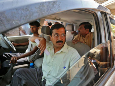 File image of Delhi Chief Minsiter Arvind Kejriwal. CNN-News18