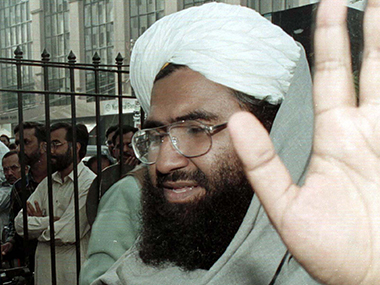 A file photo of Masood Azhar. Reuters
