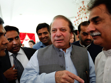 File image of Pakistan PM Nawaz Sharif. Reuters