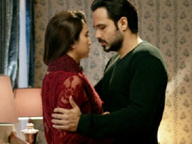 Kriti Kharbanda and Emraan Hashmi in 'Raaz Reboot'. Screengrab from YouTube