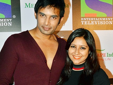 Rahul Raj Singh is currently out on bail on the charge of abetting his former girlfriend Pratyusha Banerjee's suicide. Image from IBN live