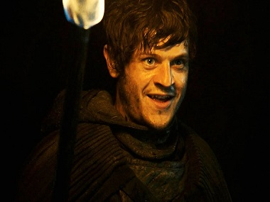 Ramsay Bolton was ripped to death by his own hunting dog in 'Game of Throne' last season