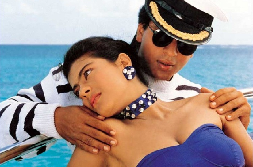 Shah Rukh Khan was the anti-hero in 'Baazigar'
