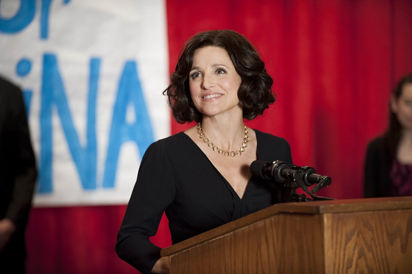 Julia Luis-Dreyfus is facing down competition from Amy Schumer and Ellie Kebner