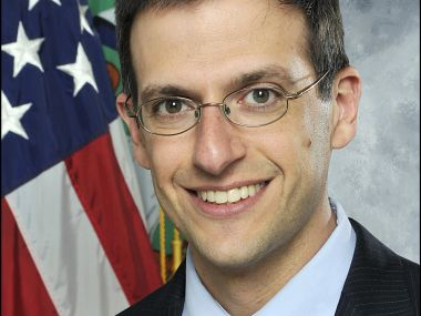 Adam Szubin, US under secretary for terrorism and financial intelligence. Picture courtesy: US Treasury Department