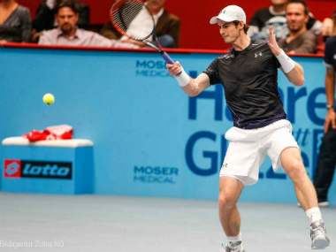 Murray is keeping his bid to achieve the No 1 ranking alive. Image Credit: Twitter/ATPWorldTour