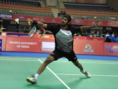 File photo of AJay Jayaram. AFP