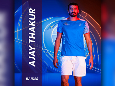 Ajay Thakur. Image courtesy: Star Sports
