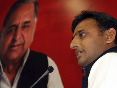 File image of Akhilesh Yadav. Reuters