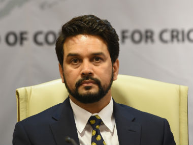 BCCI president Anurag Thakur stated that the state associations were confused on the Lodha reforms and needed more time. AFP