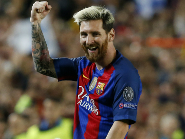 Barcelona will be boosted by Leo Messi's return. AFP