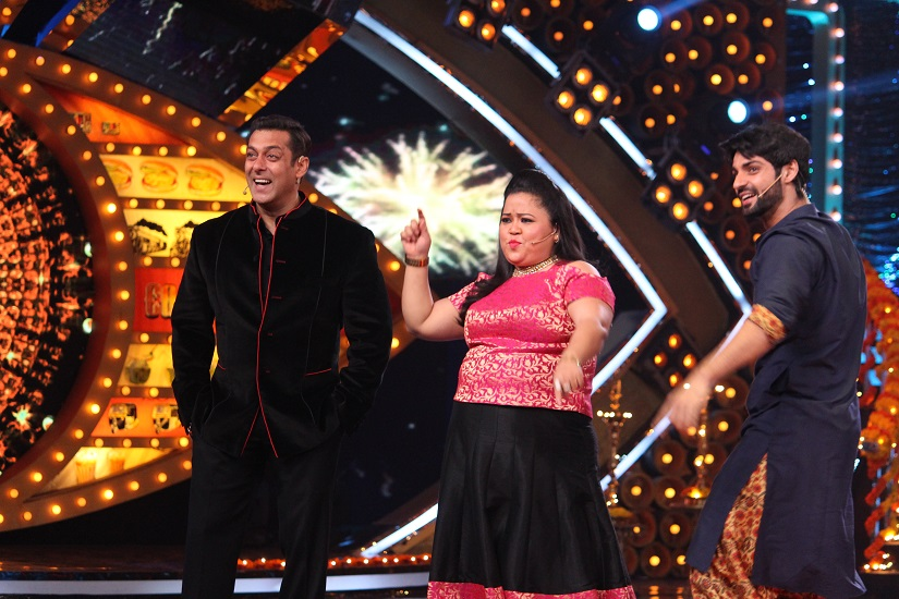 Bigg Boss Weekend Ka Vaar - Sunday episode (3)