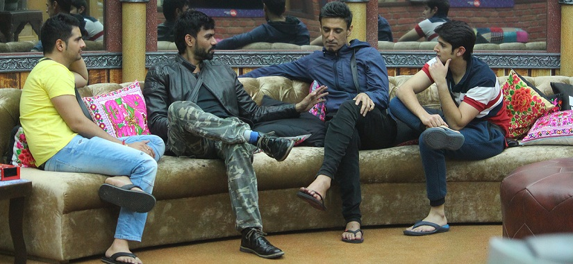 Karan Mehra, Gaurav Chopra, Rahul Dev and Rohan Mehra discuss their newfound privilges