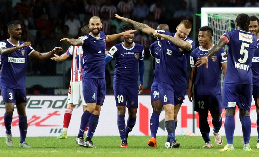 Chennaiyin FC have been good scoring goals, but haven't been as strong defensively. ISL