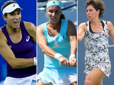 Johanna Konta, Svetlana Kuznetsova and Carla Suarez Navarro still have a chance to qualify for WTA Finals. Reuters
