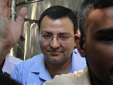 Cyrus Mistry, ousted chairman of Tata Sons. AP