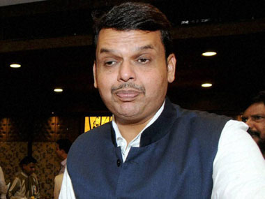 Maharashtra Chief Minister Devendra Fadnavis. File photo. PTI
